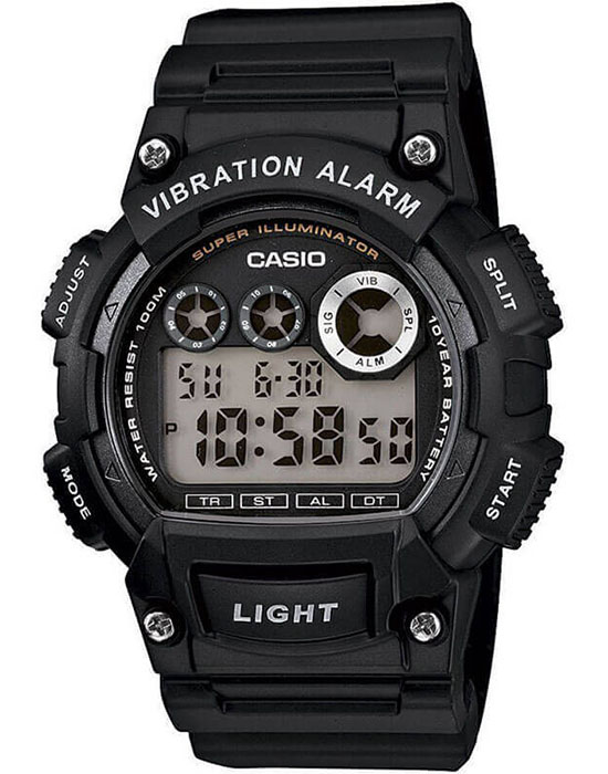 Часы Casio Collection W-735H-1AER